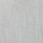 Variante 01 - Bianco Ottico | Drapery and upholstery linen